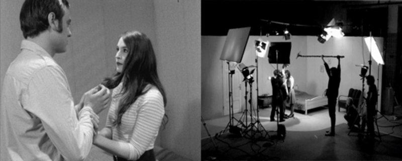VIDEOABEND Männerrollen, u. a. mit Filmen von Marlene Denningmann, Antoine Tinguely, Shaun Higton